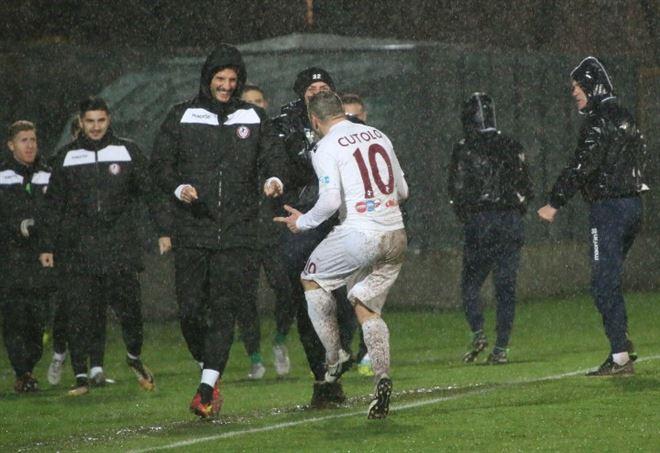 Diretta Arezzo Monza, recupero Serie C girone A (Foto LaPresse)