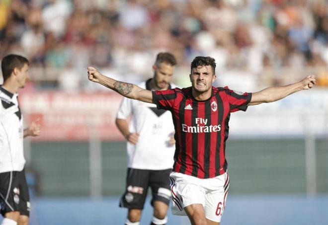 Calciomercato Milan, Patrick Cutrone (Foto LaPresse)