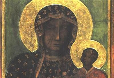La Madonna di Czestochova (Foto: Infophoto)