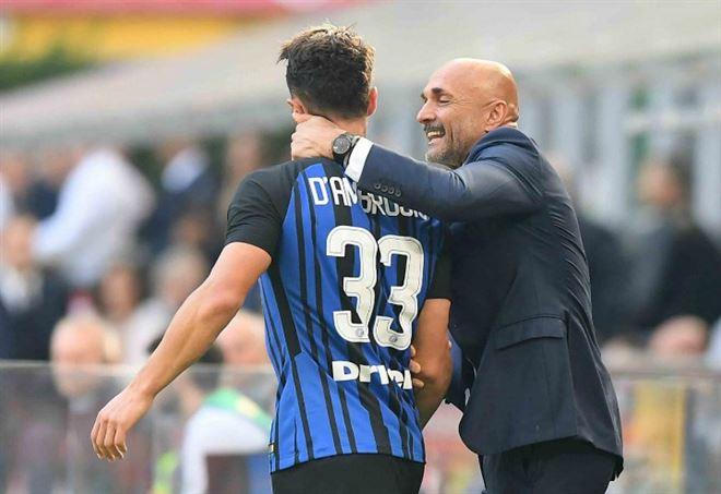 Inter, Spalletti - La Presse