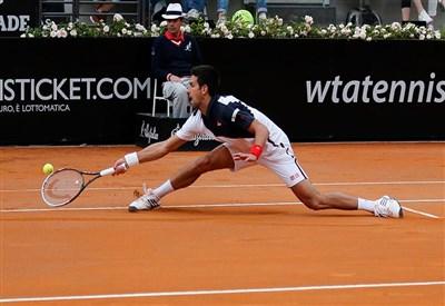 Novak Djokovic, terzo titolo agli Internazionali d'Italia