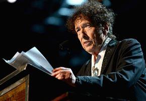 BOB DYLAN/ Premio Nobel, il discorso: 'Le nostre canzoni sono vive nel mondo dei vivi'