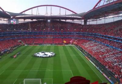 La finale di Champions League si gioca per la prima volta all'Estadio Da Luz