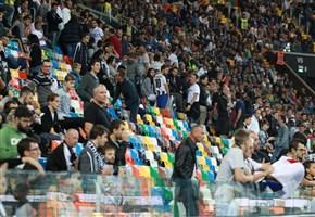 ZICO / Udinese, grande accoglienza alla Dacia Arena: 'un'emozione indescrivibile' (oggi 19 febbraio 2017)