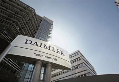 Daimler, sede Mercedes