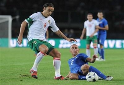 Un precedente fra Italia e Bulgaria (Infophoto)