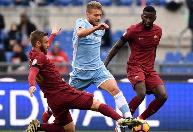 Pronostico Roma Lazio (LaPresse)