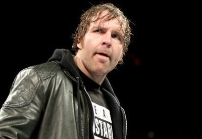 Dean Ambrose (infophoto)