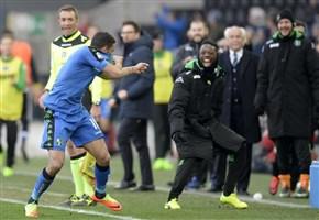 Video/ Udinese-Sassuolo (1-2): highlights e gol della partita (Serie A 2016-2017, 25^ giornata)
