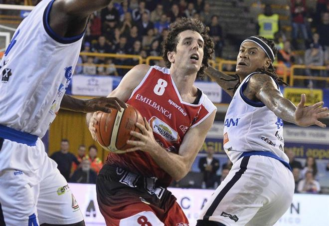 Diretta Reggio Emilia Buducnost, basket Eurocup (Foto LaPresse)