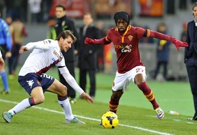 Gervinho: lo scorso anno 9 gol e 10 assist (Infophoto)