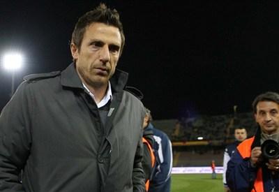 Eusebio Di Francesco, allenatore del Sassuolo (INFOPHOTO)