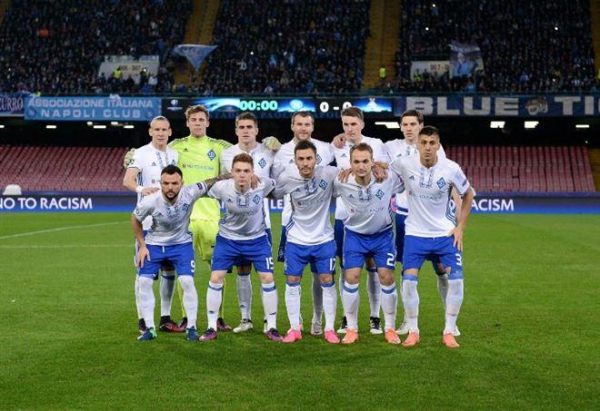 Diretta Dinamo Kiev-Skenderbeu - LaPresse