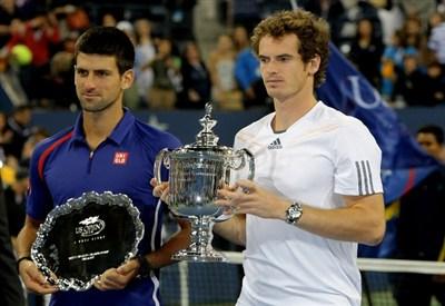 Djokovic e Murray, protagonisti della finale 2012 (Infophoto)