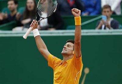 Novak Djokovic, 28 anni, numero 1 del mondo (Infophoto)