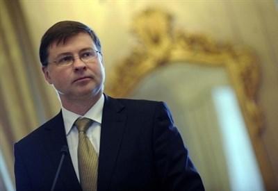 Vladis Dombrovskis (LaPresse)