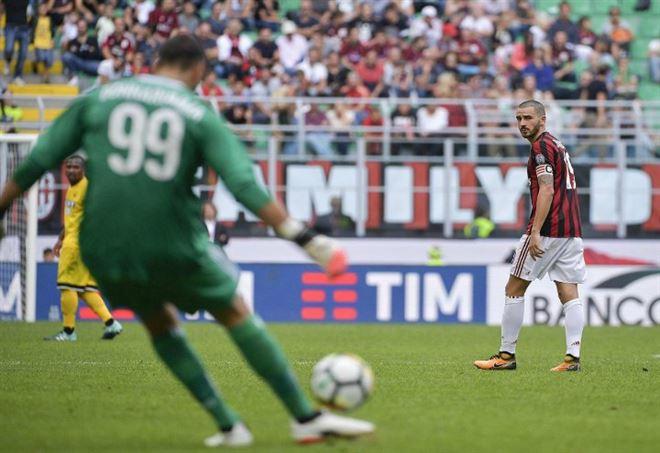 Milan-Spal, segui la partita in tempo reale