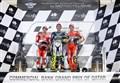 MotoGp/ Ducati news: due litri in meno di benzina per Dovizioso e Iannone dopo i podi in Qatar (1 aprile 2015)
