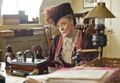 Lady Violet Grantham