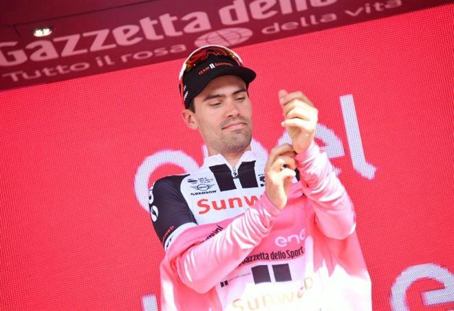 Doumoulin vola a crono e vince il Giro