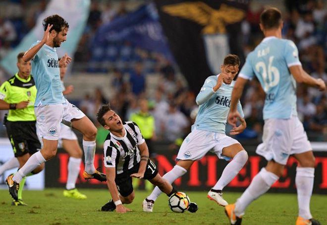 Probabili formazioni Juventus Lazio, Serie A (Foto LaPresse)