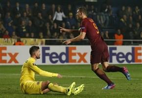 PAGELLE / Villarreal-Roma (0-4): i voti della partita (Europa League 2016-2017, andata sedicesimi)