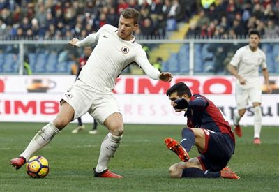 Diretta/ Roma-Genoa (risultato finale 3-2) info streaming video e tv: giallorossi al secondo posto!