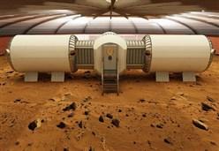ASTRONAUTICA/ Il viaggio verso Marte parte dal Trentino (e da un simulatore)