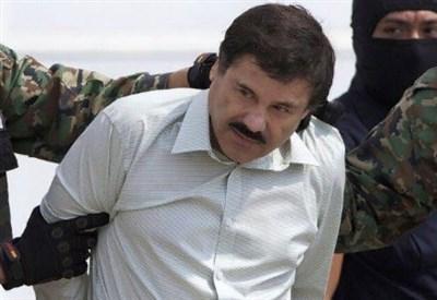 """Joaquin """"El Chapo"""" Guzman, re dei Narcos (Foto da Twitter)"""