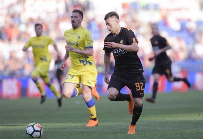 Diretta Roma Chievo, Serie A 4^ giornata (Foto LaPresse)
