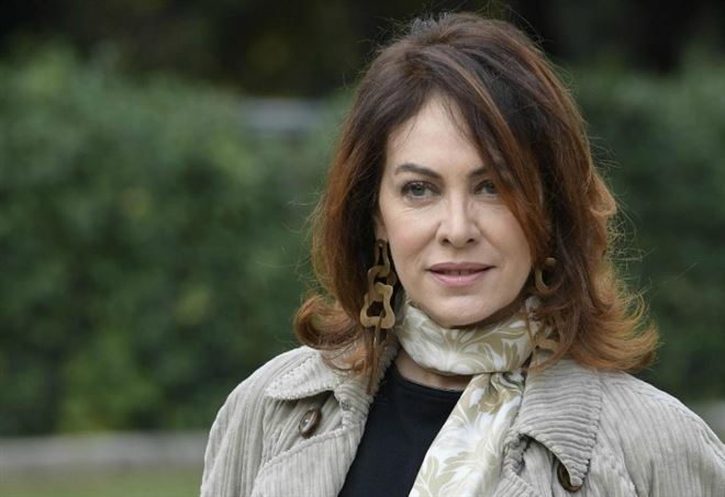 Elena Sofia Ricci (LaPresse)