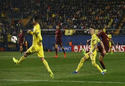Diretta/ Roma-Villarreal (risultato live 0-1) info streaming video e tv: Vantaggio di Borre! (Europa League 2017)