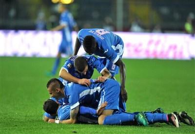 Colpo del Cesena in Coppa Italia, Empoli battuto 2-1