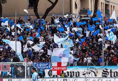Tifosi dell'Entella