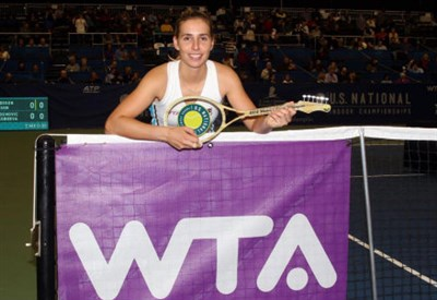 Marina Erakovic, 26 anni, tennista neozelandese