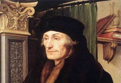 Erasmo da Rotterdam (dipinto di Holbein il Giovane)