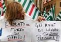 RIFORMA PENSIONI/ Meloni (Fdi-An): esodati e flessibilità, Renzi è come Letta e Monti