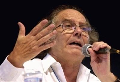 Adolfo Perez Esquivel (Immagine d'archivio)
