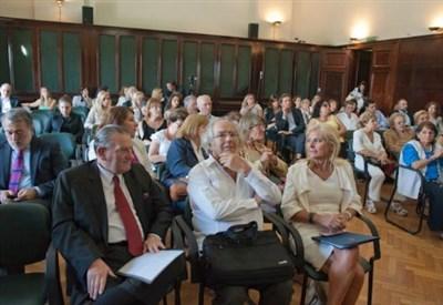 Il Convegno in Argentina (foto di Aldo Feroce)