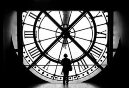 DEBATES/ What is time? A companion which carries along all that matters to man