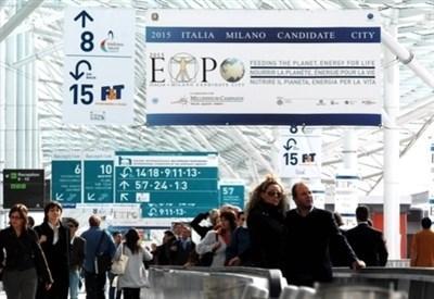 Ancora due anni all'inizio di Expo 2015