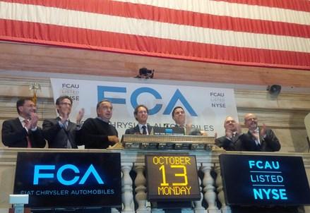 FCA/ Le quattro sfide per Marchionne dopo la quotazione a Wall Street