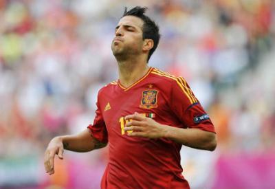 Cesc Fabregas, 27 anni, torna in Premier League (Infophoto)