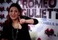 ROBERTA FACCANI Chi è la cantante che presenta il musical Romeo e Giulietta al Festival di Sanremo 2015