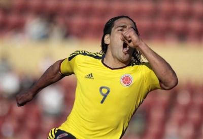 Radamel Falcao (Infophoto)