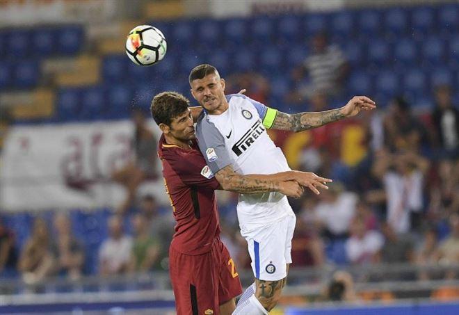 Diretta Inter Roma, Serie A 21^ giornata (Foto LaPresse)