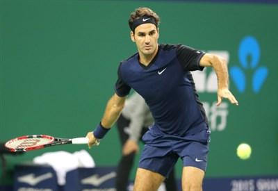 Roger Federer, 34 anni, numero 3 del ranking ATP (Infophoto)