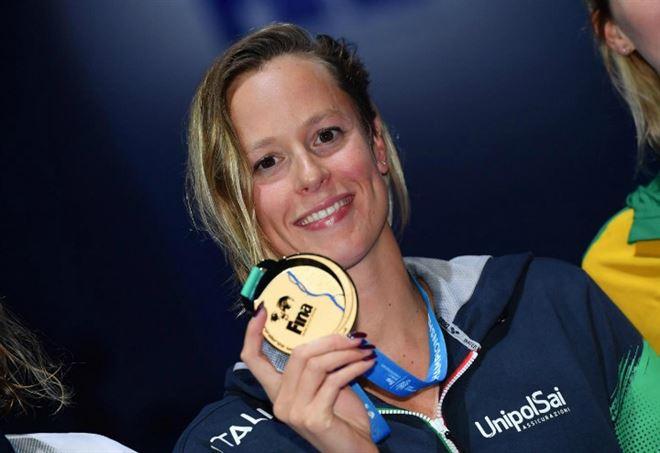 Federica Pellegrini (Foto: LaPresse)
