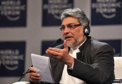 Former President of Paraguay, Fernando Lugo