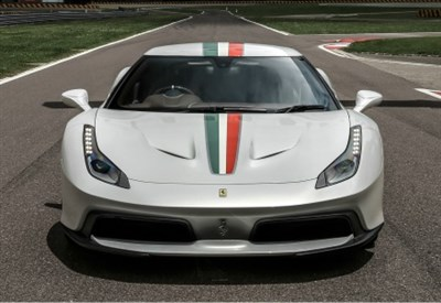 La Ferrari 458 MM Speciale